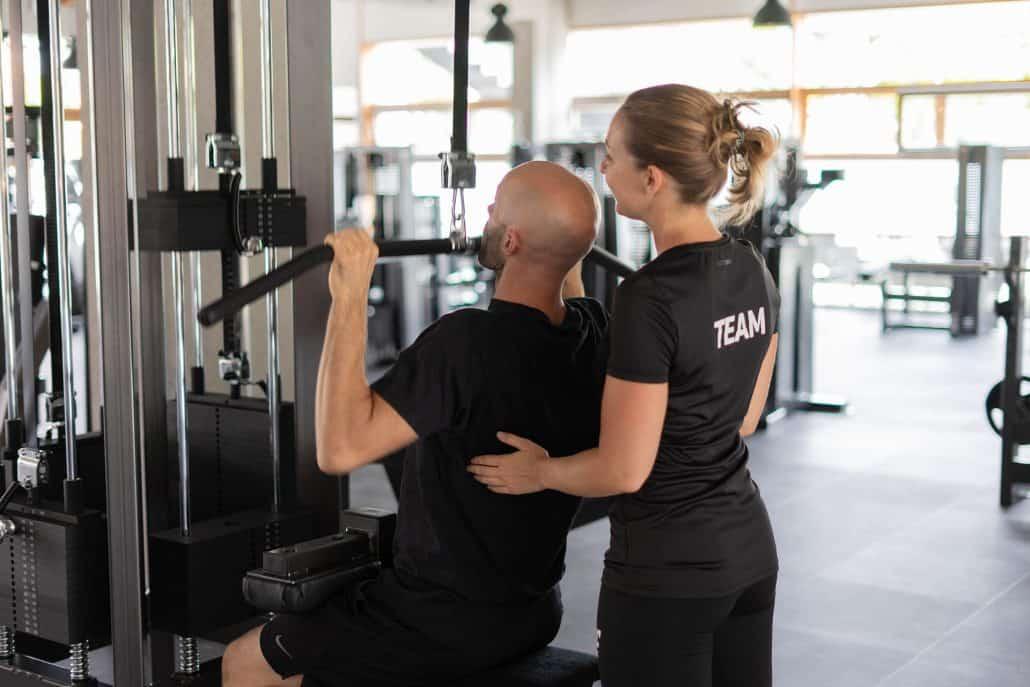 Fitnessstudio Linz | Make a change | Gainz4Change Fitness