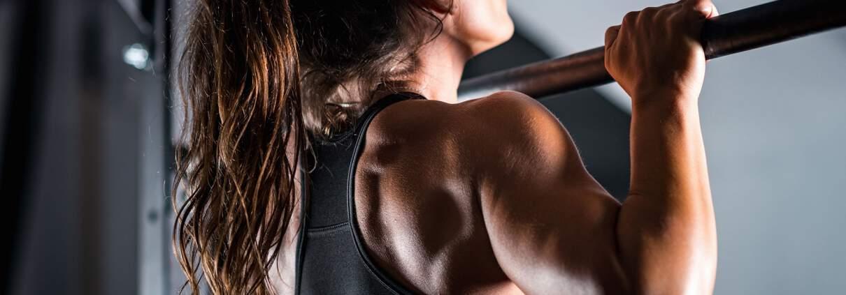 Muskelaufbau - Wie oft trainieren, wieviele Sätze?