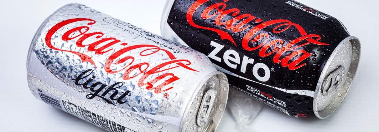 Light & Zero Getränke - So gefährlich sind sie wirklich!